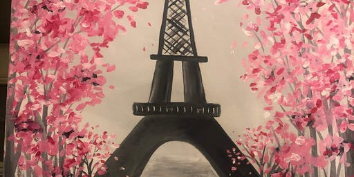 Paint Night Fundraiser for Chloe