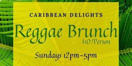 Reggae Brunch tickets