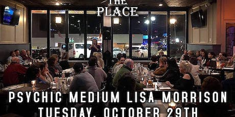 Psychic Medium Lisa Morrison tickets