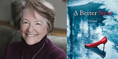 Maren Cooper, A Better Next, book event tickets