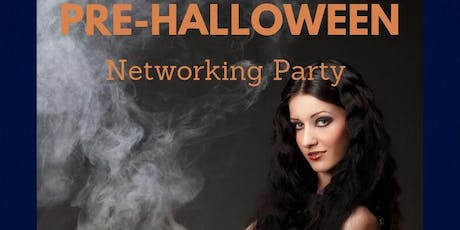 Pre-Halloween Networking Party tickets