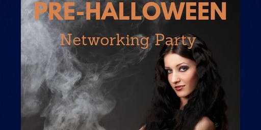 Pre-Halloween Networking Party