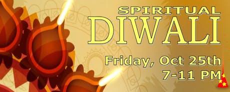 Spiritual Diwali tickets