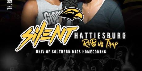 Silent Hattiesburg - Southern Miss HC tickets