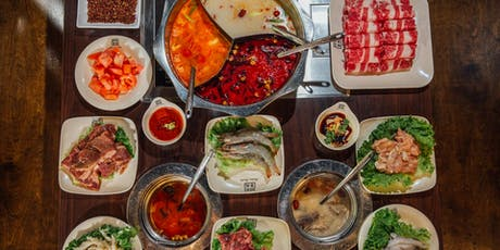Hot Pot Buffet Meetup tickets