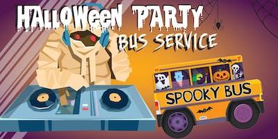 ECU Halloween Bus Service