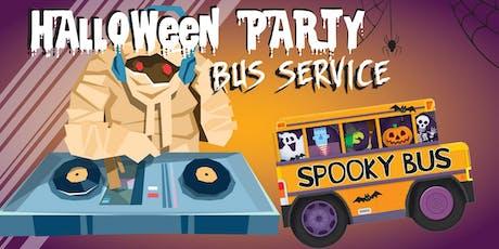 ECU Halloween Bus Service tickets