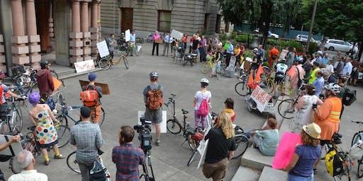 BikeLoud! 5 year anniversary party