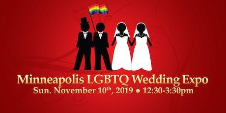 Minneapolis, MN 5th annual LGBTQ Wedding Expo tickets