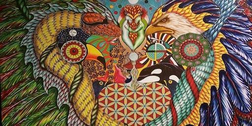The Sonic Shamanic: Healing Sound + Sacred Medicine (Cacao/CBD)