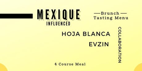 MEXIQUE Inspired Tasting tickets