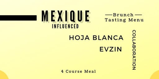 MEXIQUE Inspired Tasting