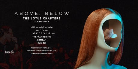 Above, Below The Lotus Chapters LP Launch tickets