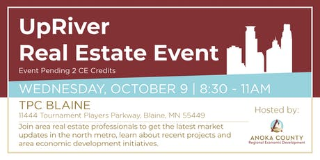 UpRiver Real Estate Event tickets