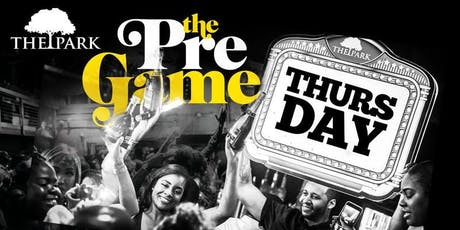 Park Thursdays Happy Hour | Dinner | Late Night.. The Pre-Game Event! tickets