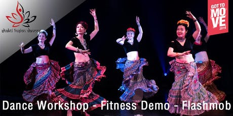 DANCE WORKSHOP: Introduction to American Tribal Style® Bellydance tickets