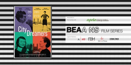 BEAA Film Series Presents: City Dreamers - Halifax Screening tickets