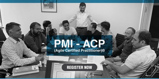 PMI- Agile Certified Practitioner Course in Auckland- 2 Saturdays