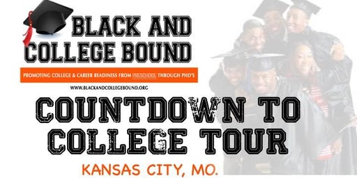 FREE Countdown to College Seminar with Black and College Bound