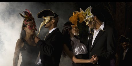 """""""Murder at the Masquerade: A Make It Event: A Murder Mystery Dinner tickets"""