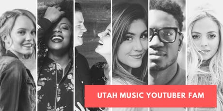 OFFICIAL UTAH MUSIC YOUTUBER MEET UP tickets