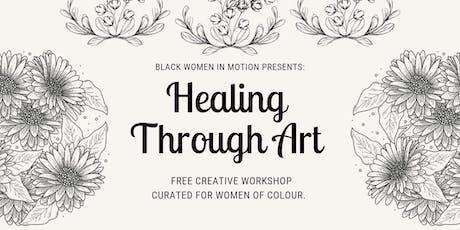 Healing Through Art tickets