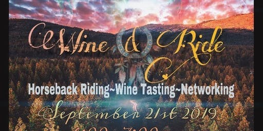 "WIne & Ride ""Fall Ladies Edition"""