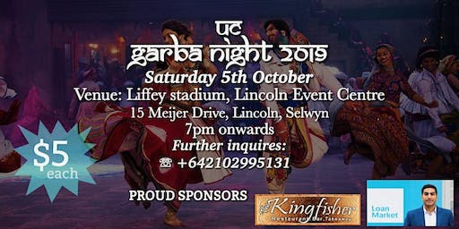 UC GARBA NIGHT 2019