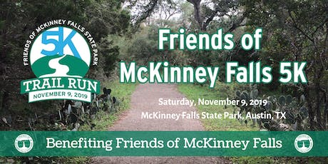 Friends of McKinney Falls 5K tickets