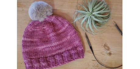 Knit A Hat [Level 3] (2019-11-02 starts at 10:30 AM) tickets