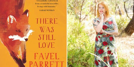 Author talk: Favel Parrett  tickets