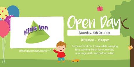 Kids Inn Ashby Open Day tickets
