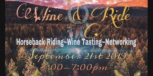 "Wine & Ride ""Fall Ladies Edition"""