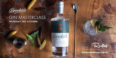 Brookie's Gin Masterclass tickets