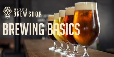 Basic Brew Course tickets