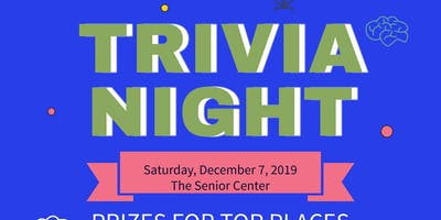 Forest Park Trivia Night