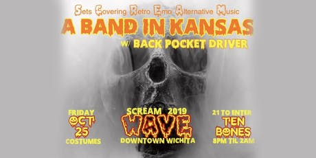 A Band In Kansas w/ Back Pocket Driver tickets