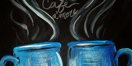 "Paint ""Cafe Amore"" in Whiterock tickets"