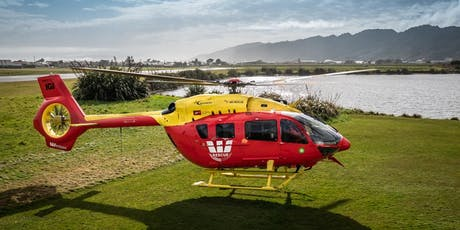 Canterbury West Coast Air Rescue Trust - Business Support Crew Event tickets