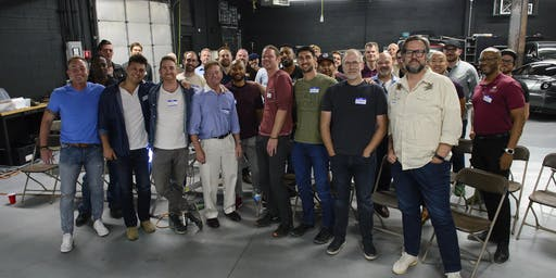 The Meeting Of Men - Denver Men's Group - October 2019
