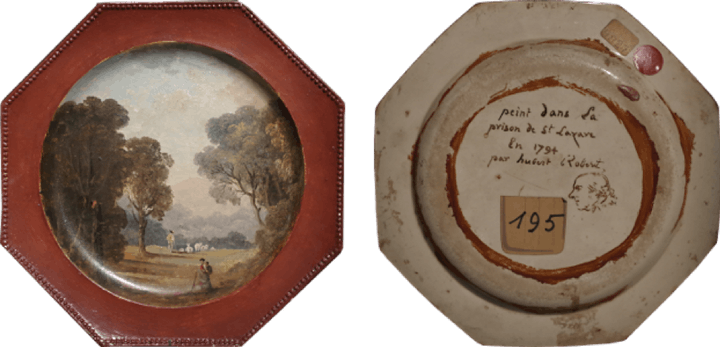 Art under Duress: Prison, Exile and Painting during the French Revolution image
