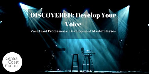 DISCOVERED: Develop Your Voice