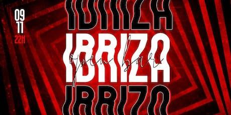 Ibriza - Open Bar billets
