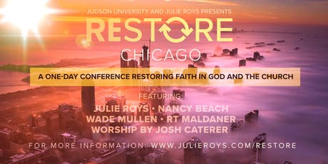 RESTORE Chicago   tickets