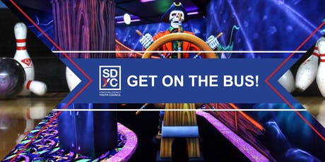 GET ON THE BUS - Bowlarama tickets