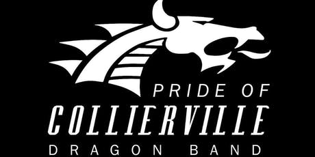 "Dyer's GiveBack to Support the "" Pride of Collierville Dragon Band"" tickets"