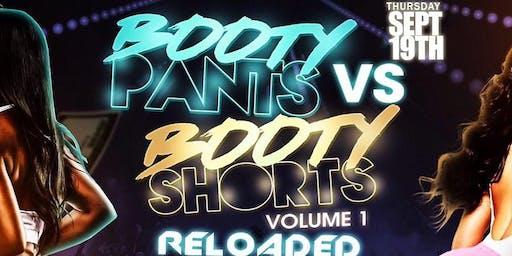 Booty Pants vs Booty Shorts :: Flirt Thursdays @ Silo