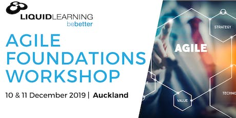 Agile Foundations Workshop tickets