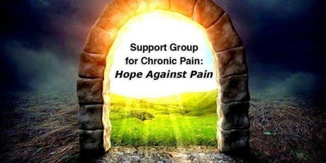 Support Group for Chronic Pain: Hope Against Pain – Delafield tickets