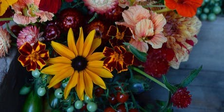 Autumnal Harvest Arrangement tickets
